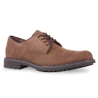 Timberland Stormbuck Plain Toe Oxford Dark Brown