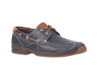 Timberland Hulls Cove 2-Eye Boat Shoe Navy Full Grain