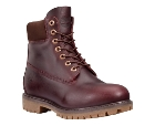 Timberland 6-Inch Premium Waterproof Boot Burgundy