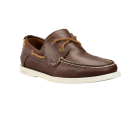 Timberland Heritage 2-Eye Boat Shoe Brown