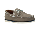 Timberland Canvas 2-Eye Boat Shoe
