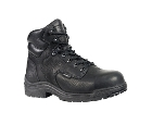Timberland Titan Womans 6-Inch Safety Toe Black