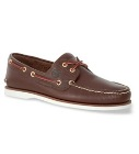 Timberland Classic 2 Eye Boat Shoe Brown