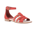 Timberland Darien Closed-Back Sandal Red