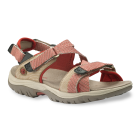 Timberland Jordan Pond Sandal Tan/Dark Red