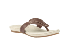 Timberland Narragansett Thong Sandal Dark Brown