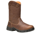 Timberland Excave Wellington Steel Toe Brown