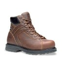 Timberland Rigmaster 6 Inch Safety Toe Waterproof Workboot Brown