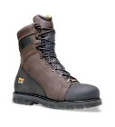 Timberland Rigmaster 8 Inch Steel Toe Waterproof Workboot  Brown