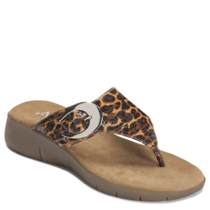 Leopard Tan A2 by Aerosoles Wipline
