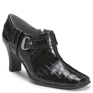 Black Croco A2 by Aerosoles Fascination