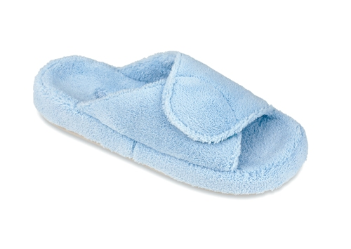 Powder Blue Acorn New Spa Slide