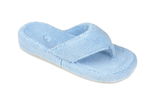 Powder Blue Acorn New Spa Thong