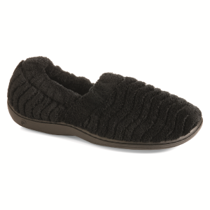 Acorn Spa Support Moc : Black - Womens