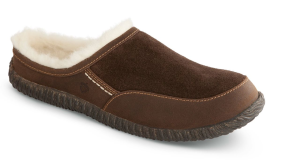 Acorn Rambler Mule : Chocolate - Mens