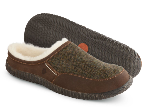Acorn Rambler Mule : Olive Tweed - Mens