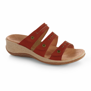 Crimson Acorn Vista Wedge 3 Strap