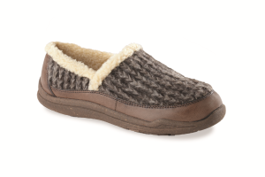 Greige Acorn Wearabout Moc with Firmcore