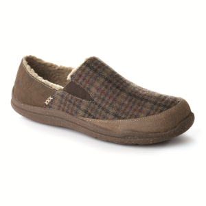Bark Acorn Wearabout Moc with Firmcore