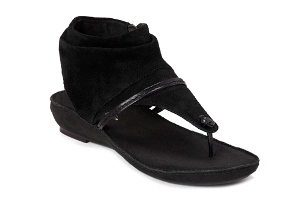 Black Suede Aerosoles Intrigung