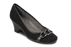 Black Aerosoles Chaperone