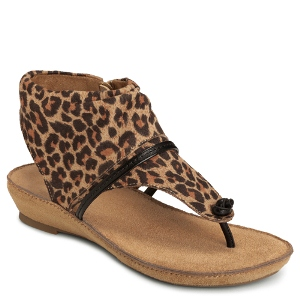 LEOPARD TAN Aerosoles Intrigung