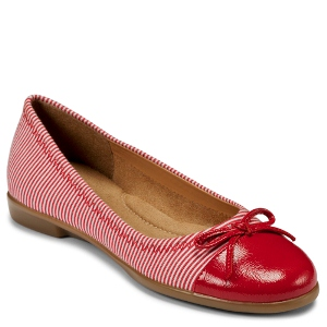 Red Stripe Aerosoles Bectify