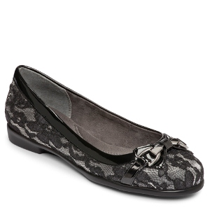 Black Lace Aerosoles Beccarat