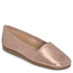 Pink Metallic Aerosoles Mr Softee
