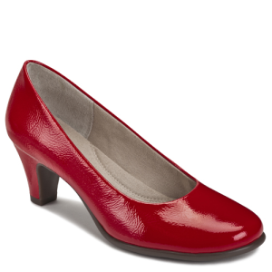 Red Patent Aerosoles Red Hot