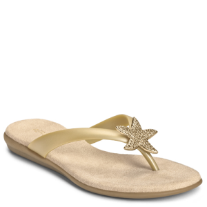 Soft Gold Combo Aerosoles Beach Chlub
