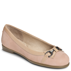 Light Pink Nubuck Aerosoles Beccarat