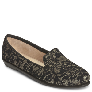 Black Lace Aerosoles Betunia
