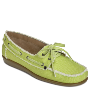 Bright Green Fabric Aerosoles Soft Drink