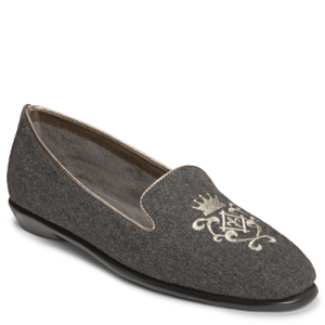 Grey Wool Aerosoles Betunia