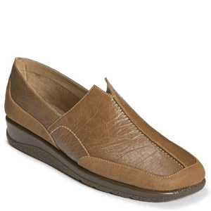 Dark Tan Aerosoles Button-Hole
