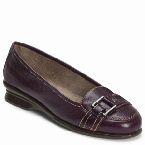 Wine Leather Aerosoles Juneberry