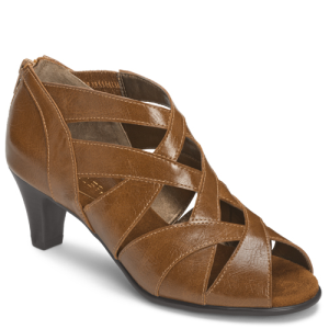 Dark Tan Comobo Aerosoles Windmill