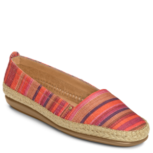 Orange Stripe Aerosoles Solitaire