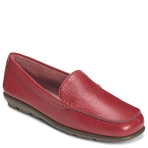 Red Leather Aerosoles Web Browser