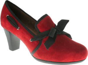 Red Suede Azura Enchanting