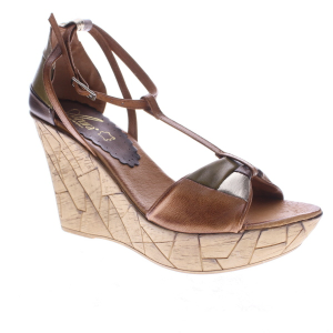 Azura Immix : Brown Multi - Womens