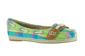 TROPICAL PLAID Bella Vita Buoy II