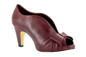 Oxblood Leather Bella Vita Bianca