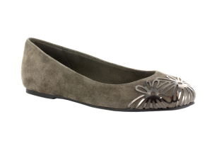 Grey Suede Bella Vita Trish