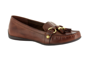 Cognac Leather Bella Vita Mallory
