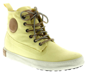 Blackstone FL86 : Soft Yellow - Womens