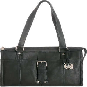 Black Born Handbags Tyler Satchel