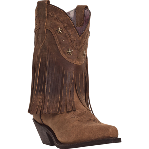 Dingo Hang Low : Brown Distressed - Womens