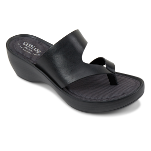Eastland Laurel : Black - Womens